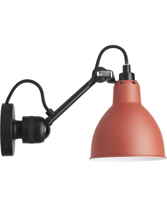Lampe Gras No304 Wall Lamp Black Body