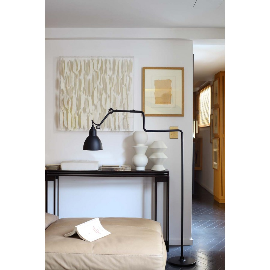 lampe gras floor light. Black Bedroom Furniture Sets. Home Design Ideas