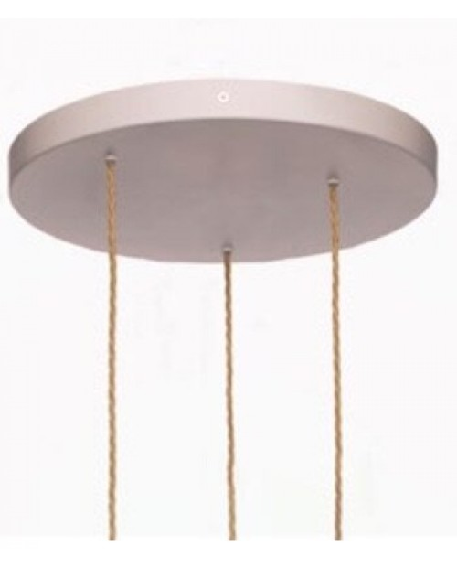 Lee Broom 3 Piece Ceiling Plate