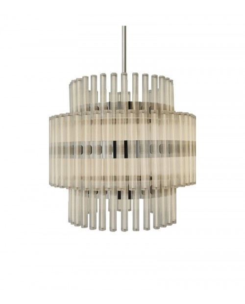 Lee Broom Aurora 3 Tier Chandelier