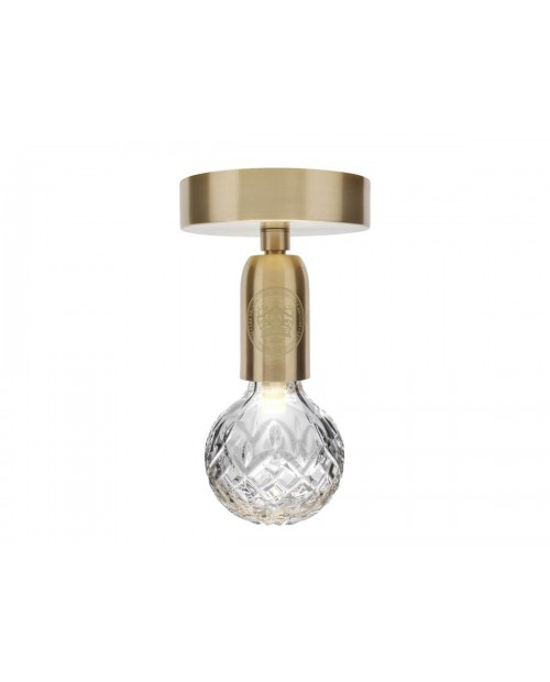 Lee Broom Crystal Bulb Ceiling Lamp