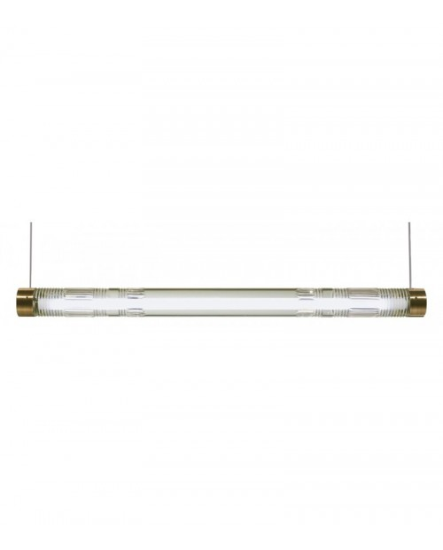Lee Broom Crystal Tube Pendant Lamp