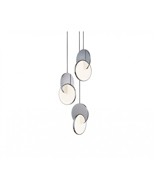 Lee Broom Eclipse 3 Piece Chandelier