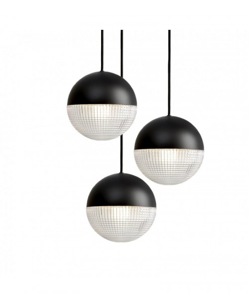 Lee Broom Little Lens Flair 3 Piece Chandelier