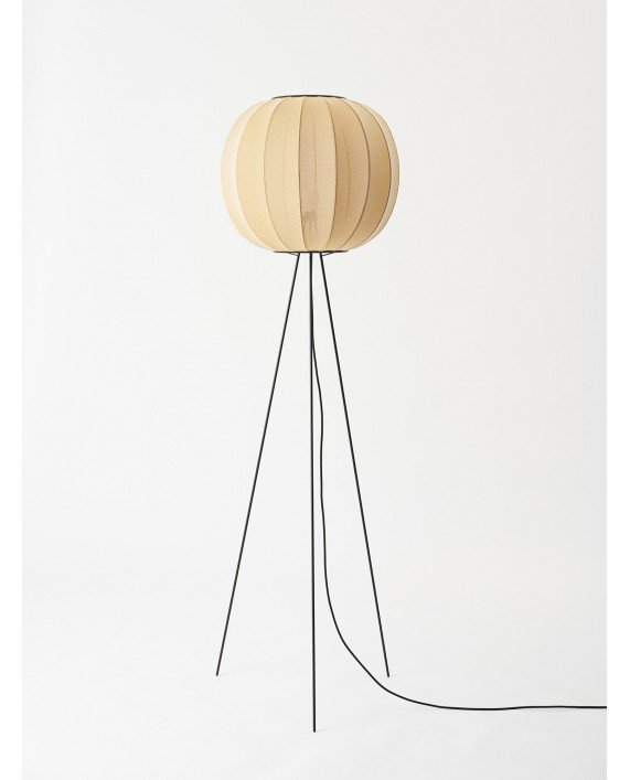 Made by Hand Knit-Wit Ø45 cm Floor Lamp