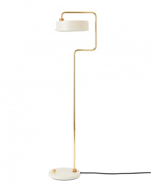 Made by Hand Petite Machine Floor Lamp
