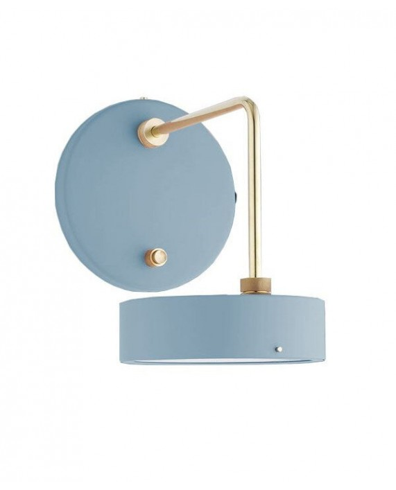 Made by Hand Petite Machine Wall Lamp