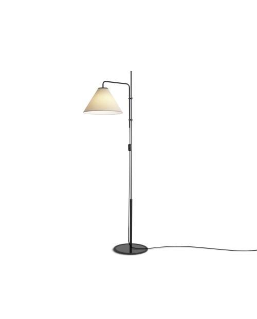Marset Funiculí Fabric Floor Lamp