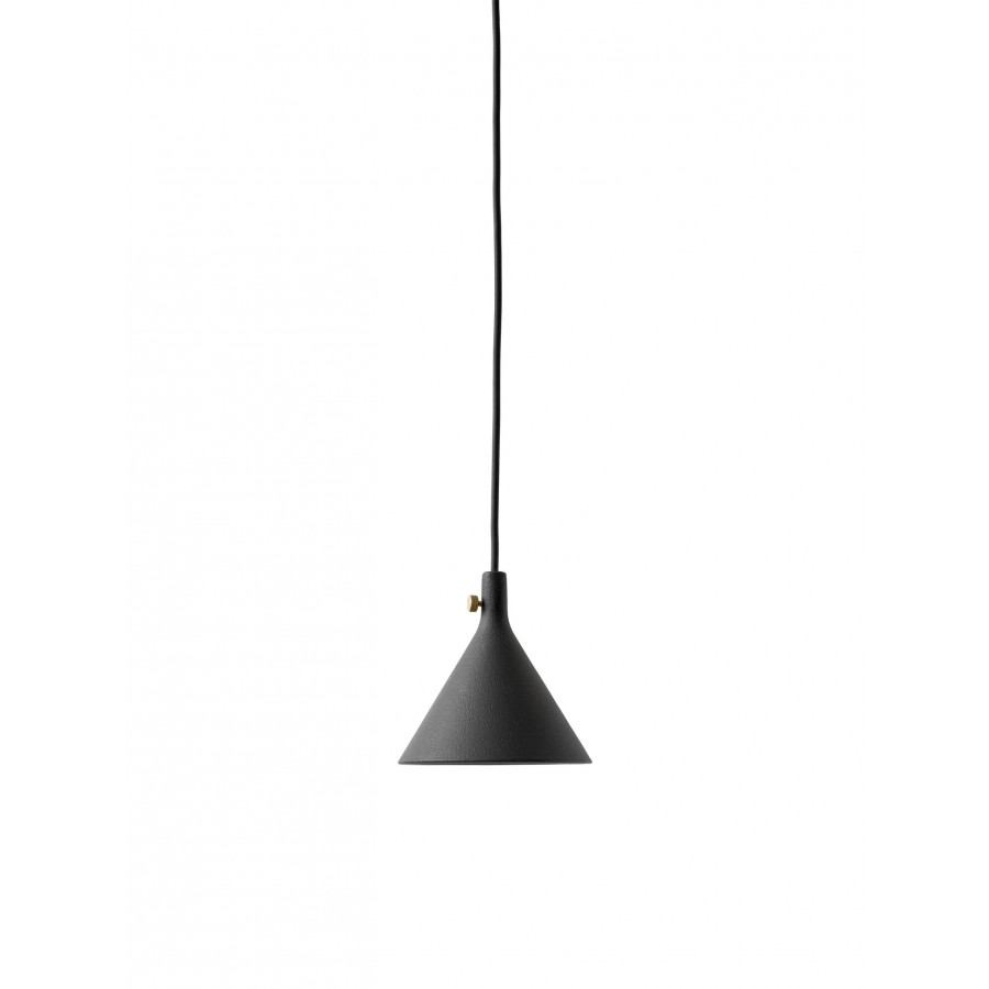 Menu cast pendant shape 1 lamp aloadofball Image collections