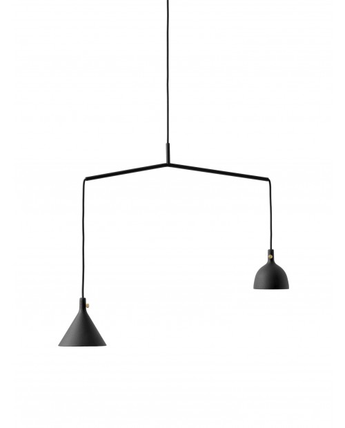 Menu Cast Pendant Shape 4 Lamp