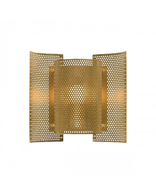 Northern Butterfly Perforated Wall Lamp