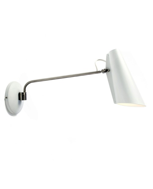 Northern Birdy Long Wall Lamp