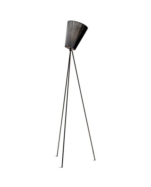 Northern Oslo Wood Floor Lamp