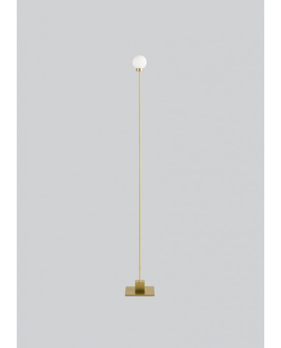 Northern Snowball Floor Lamp