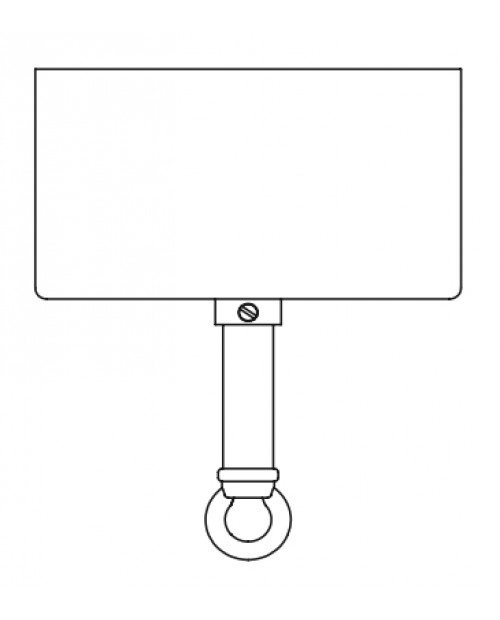 RUBN Ceiling Cup For Chain