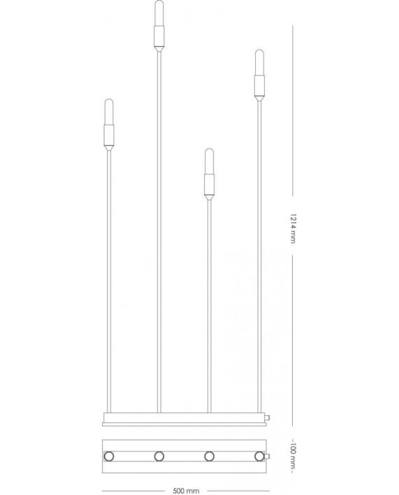 RUBN Astoria Floor Lamp