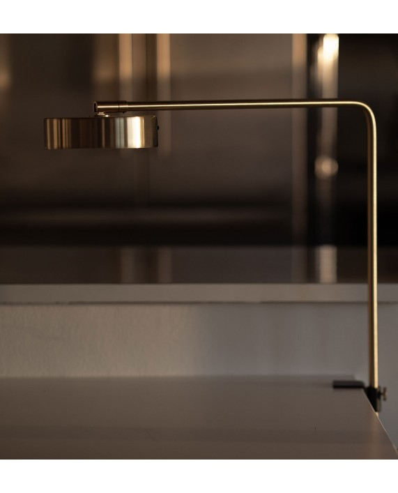 RUBN James Desk/Clip Lamp
