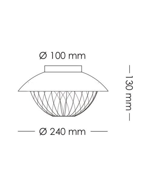 RUBN Grace Wall Lamp