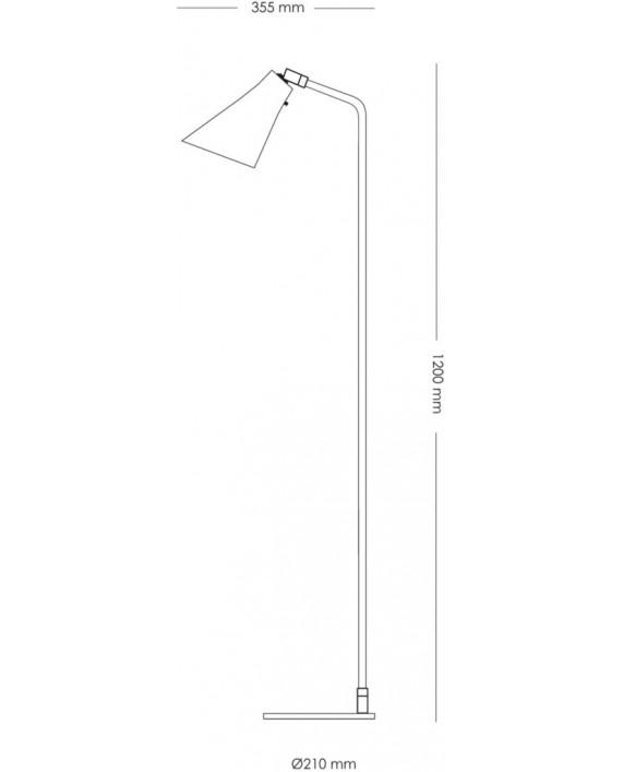 RUBN Miller Floor Lamp
