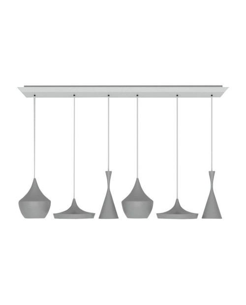 Tom Dixon Beat Linear Pendant System