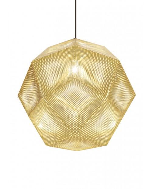 Tom Dixon Etch Large Pendant Lamp