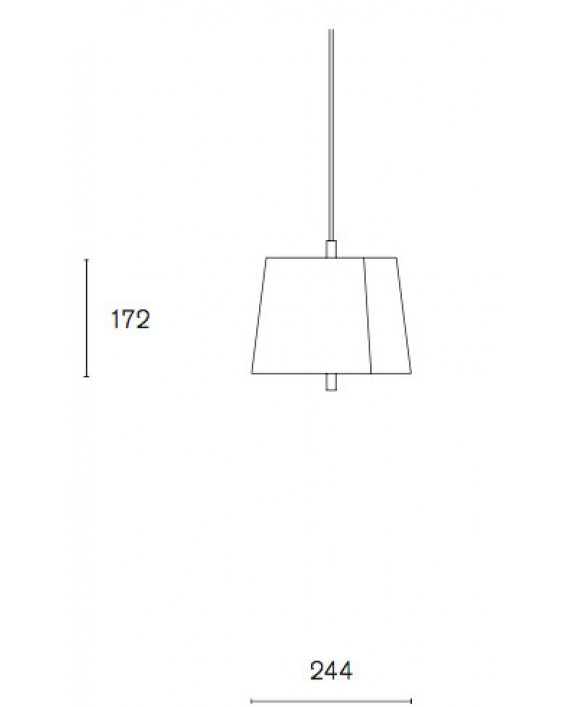 Wästberg W124 Lindvall Pendant Lamp
