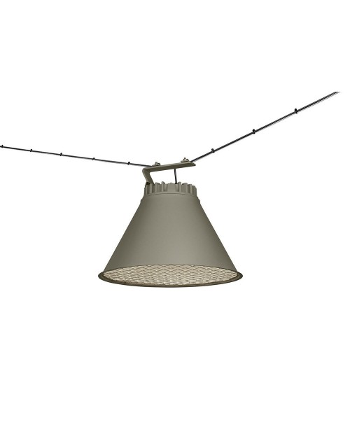 Zero City Wire Pendant Lamp