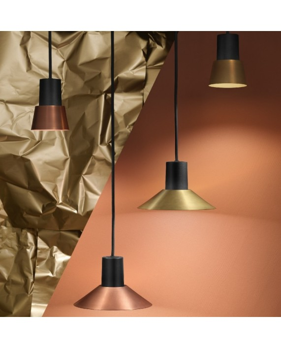 Zero Compose Metal Pendant Lamp