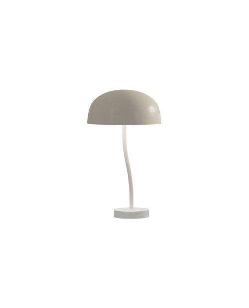 Zero Curve Metal Table Lamp