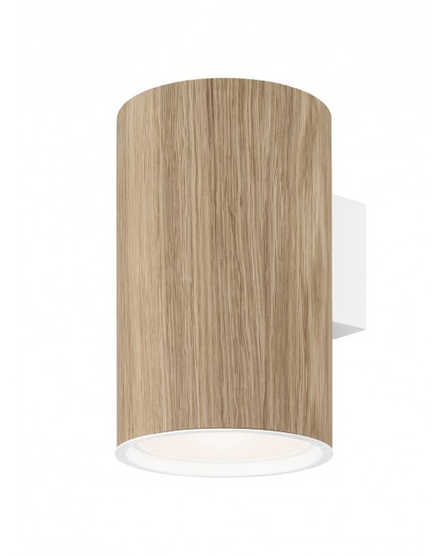 Zero Wood Wall Lamp