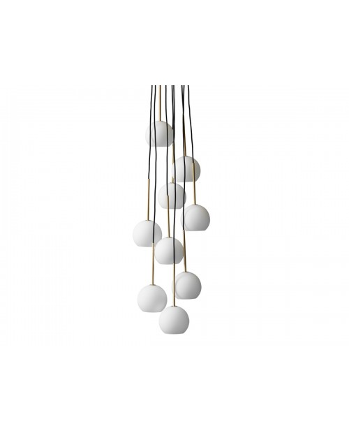 &Tradition Ice Chandelier SR4
