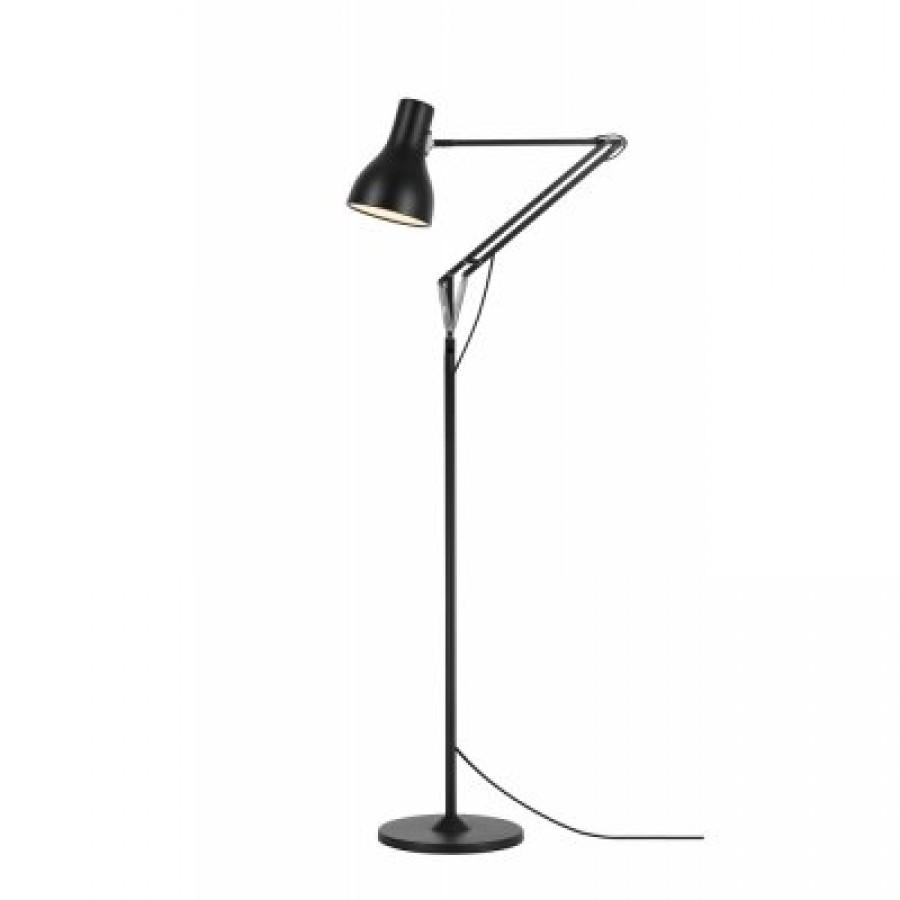 anglepoise original 1227 mini floor lamp. Black Bedroom Furniture Sets. Home Design Ideas
