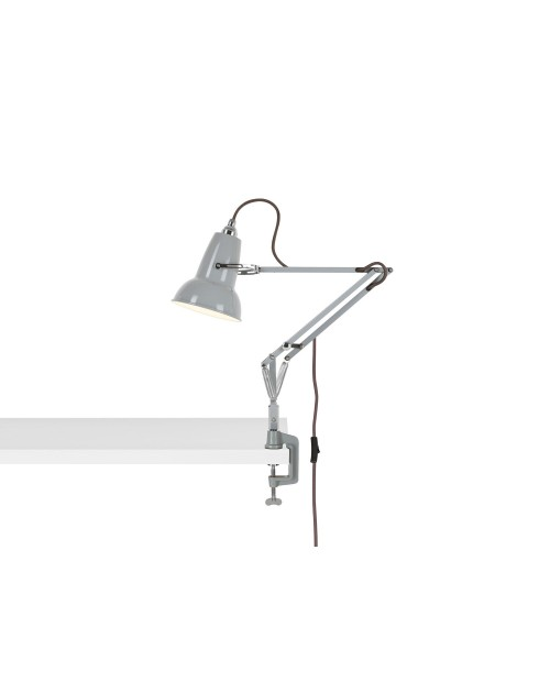 Anglepoise Original 1227 Mini Desk Lamp with Desk Clamp