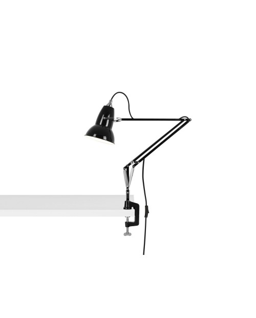 Anglepoise Original 1227 Desk Lamp with Desk Clamp