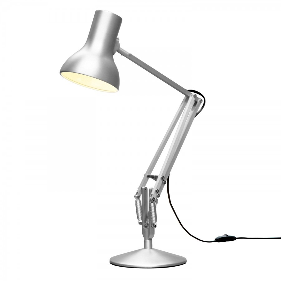 Anglepoise type 75 mini desk lamp - Table lamp types ...