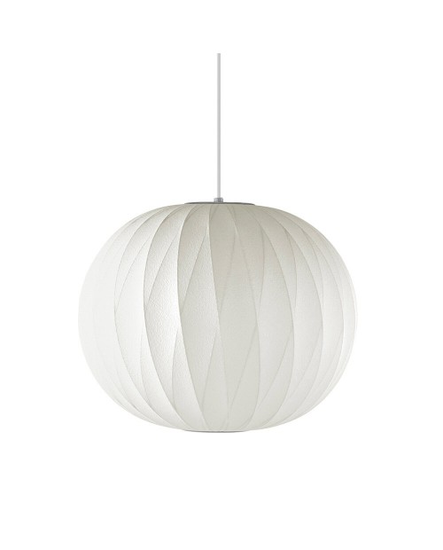 George Nelson Bubble Crisscross Ball Pendant Lamp