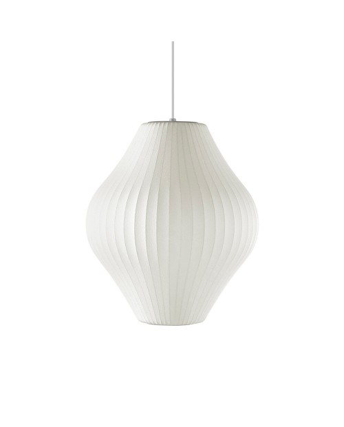George Nelson Bubble Pear Pendant Lamp