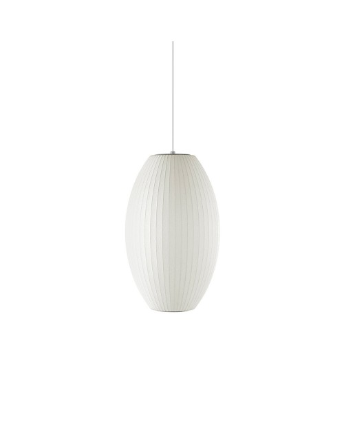 George Nelson Bubble Cigar Pendant Lamp