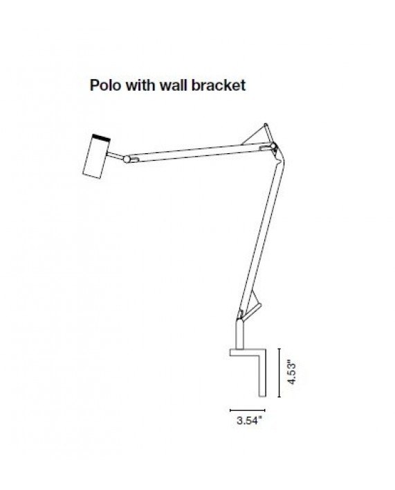 Marset Polo Wall Lamp