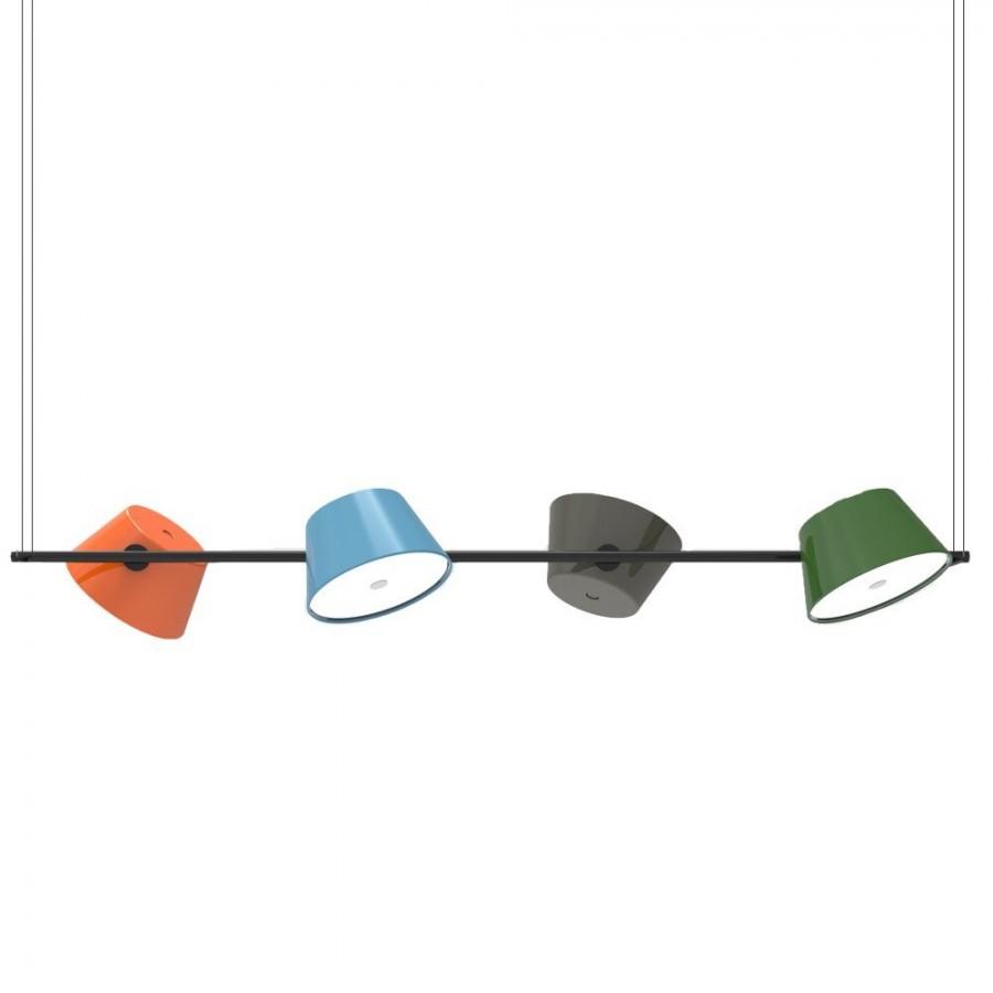 marset tam tam 4 suspension lamp. Black Bedroom Furniture Sets. Home Design Ideas