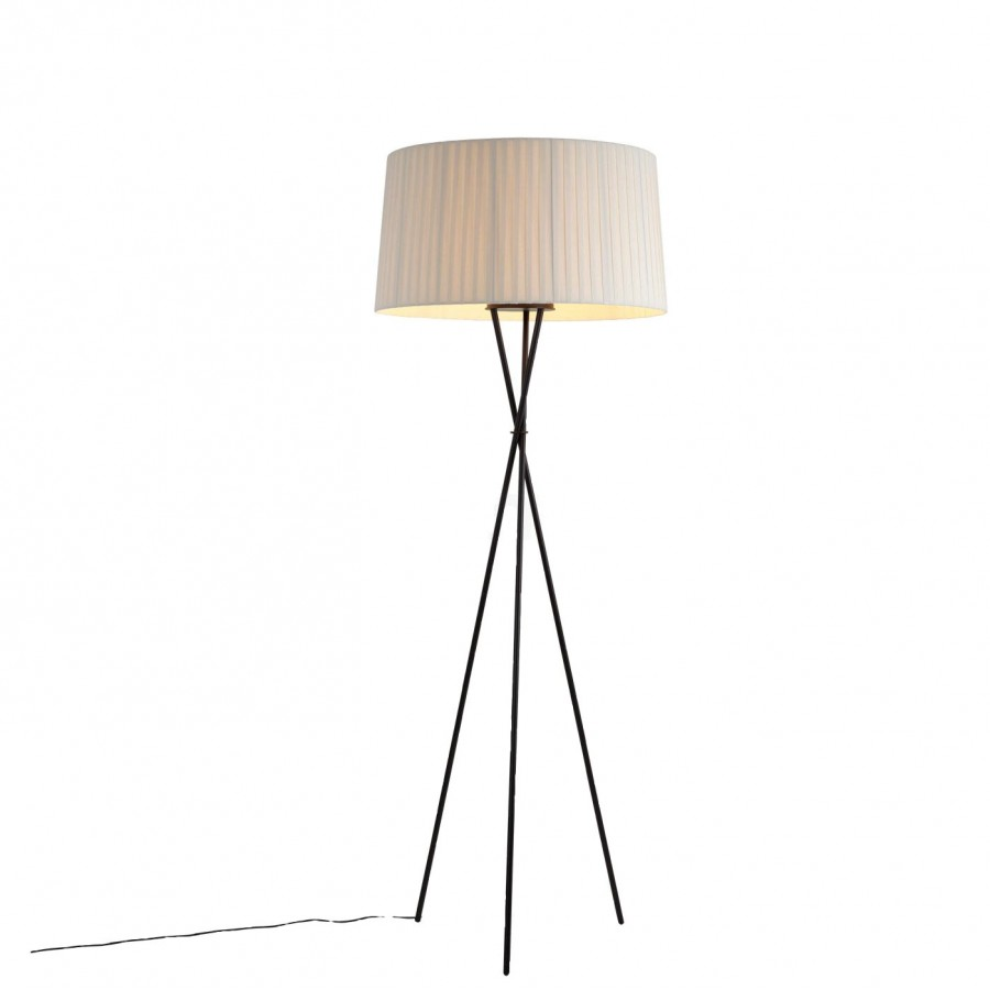 santa cole tripode g5 floor lamp. Black Bedroom Furniture Sets. Home Design Ideas