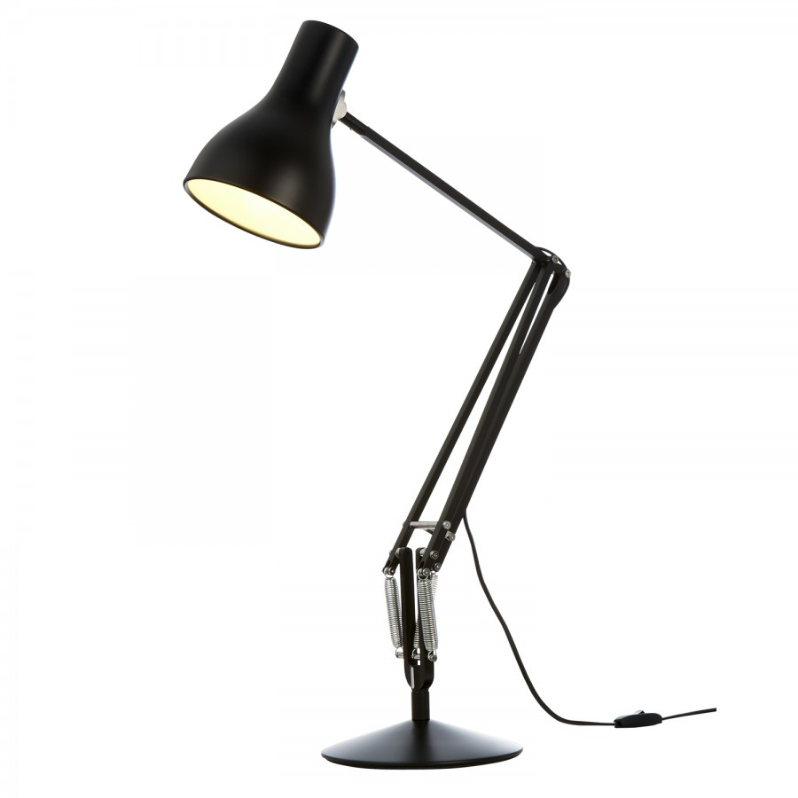 Anglepoise type 75 desk lamp - Table lamp types ...