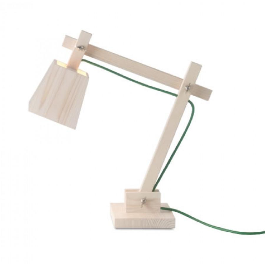 Wooden desk lamp - Muuto Wood Desk Lamp